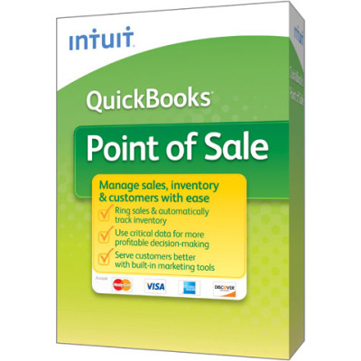 430276 - Intuit POS Multi-Store with Spprt POS Software
